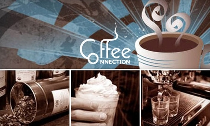 Coffee Connection - People's Freeway: $5 for $10 of Beverages, Bites, and More at Coffee Connection