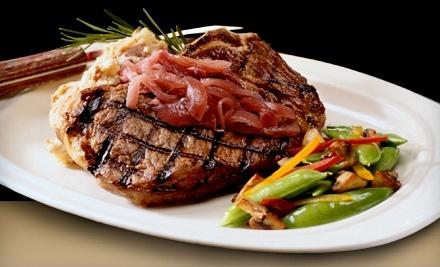 $60 Groupon to Riversite Restaurant - Riversite Restaurant in Mequon