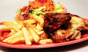 El Pollo Inka: Peruvian Food for Dine-In or Take-Out at El Pollo Inka (Up to 42% Off)