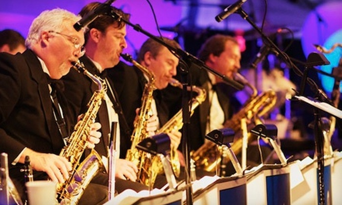 Kansas City Jazz Orchestra's Christmas with Ron Gutierrez - Unity Temple on the Plaza: One or Two Tickets to Kansas City Jazz Orchestra's Christmas Concert at Unity Temple on December 9 (Up to 56% Off)