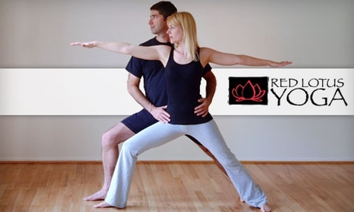 69% Off at Red Lotus Yoga in Rochester Hills - Red Lotus ...