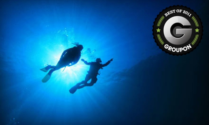 Scuba Works - Jupiter: $32 for a Guided Two-Tank Scuba-Diving Trip at Scuba Works in Jupiter (Up to $65 Value)
