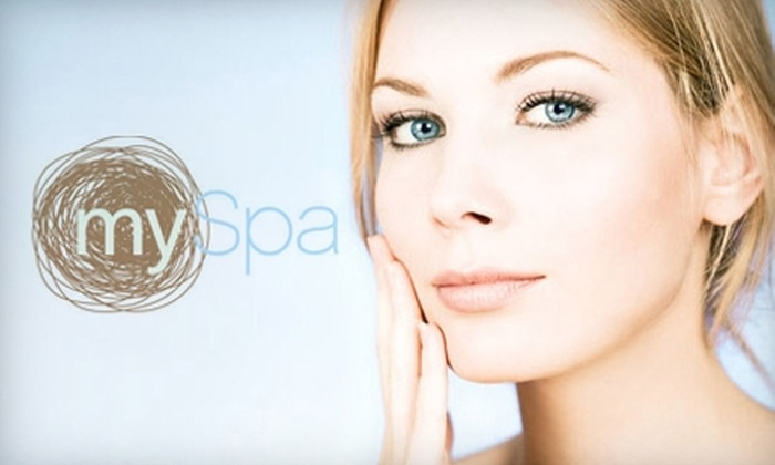 mySpa - Downtown Miami: $50 for $100 Worth of Upscale Spa Services at mySpa