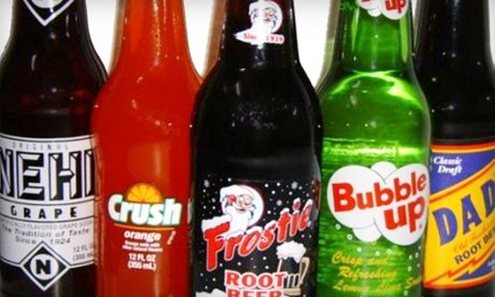 Midwest Soda Pop Festival - Gobles: $5 for Admission for Two and 12 Drink Tickets to the Midwest Soda Pop Festival ($16 Value)