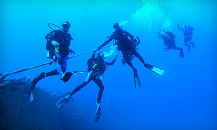 Underwater Adventures - Farmington: Full Scuba Certification Classes for One or Two at Underwater Adventures in Hampton (Up to 54% Off)
