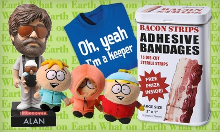 What on Earth: $10 for $20 Worth of Eclectic Gifts from What on Earth