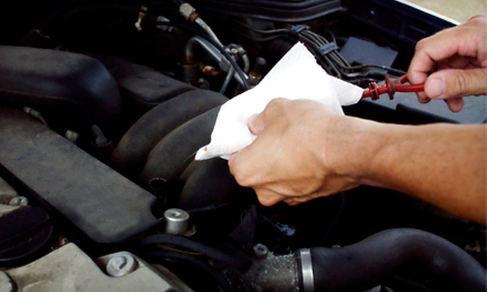 Coughlin Automotive Group - Brighton: $10 for a Standard Oil Change at Coughlin Automotive Group in London (Up to $19.95 Value)