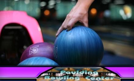 Paulding Bowling Center - Paulding Bowling Center in Dallas