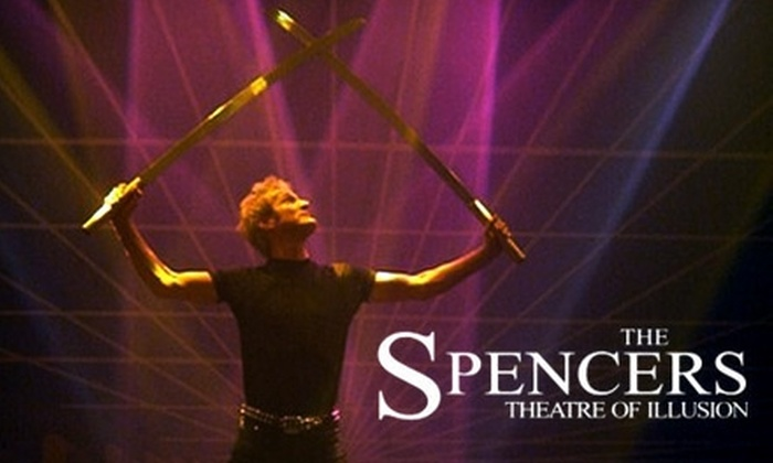 Alys Stephens Performing Arts Center - Five Points South: $37 for Two Tickets to Spencers Theatre of Illusion at UAB's Alys Stephens Performing Arts Center on Friday, January 28 at 8 p.m. ($74 Value)