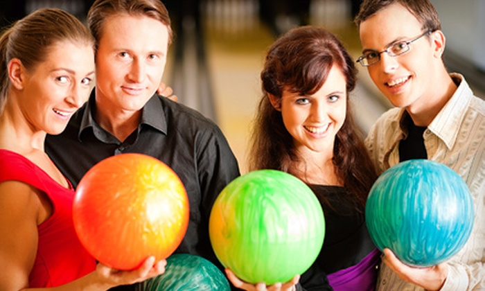 Kennedy Bowl - Dorset Park: $20 for Bowling Outing and Shoe Rental for Up to 12 at Kennedy Bowl (Up to $95 Value)