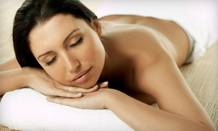 Eco Sanctuary Studio - West Columbia: One-Hour Facial or Spa Package at Eco Sanctuary Studio