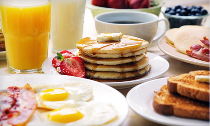 McGarry's Pub & Restaurant - Chelsea: $22 for a Weekend Brunch for Two with Unlimited Drinks at McGarry's Pub & Restaurant ($53.90 Value)