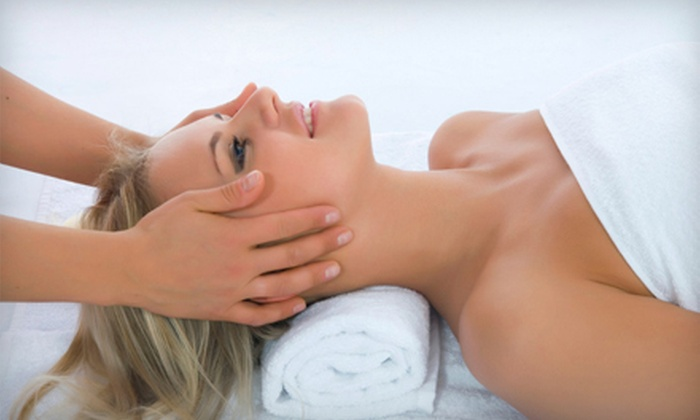 Studio 25 Skincare and Makeup Artistry - Jefferson Park: $59 for Facial with Chocolate-Pumpkin Peel and Upper-Body Massage at Studio 25 Skincare and Makeup Artistry ($135 Value)