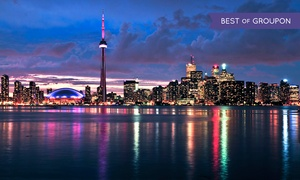 Toronto Dinner Cruises: Lunch or Dinner Dance Boat Cruise with over 50 dates from Toronto Dinner Cruises (Up to 43% Off)