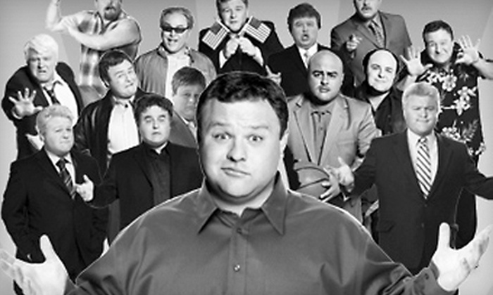Frank Caliendo - Auburn Hills: Group Tickets to See Comedian Frank Caliendo at The Palace of Auburn Hills on October 8 at 8 p.m. Three Options Available.
