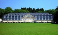 Bergisches Land: 1 bis 5 Nächte für 2 Personen inkl. Frühstück und Wellness, opt. Halbpension im Hotel Maria in der Aue