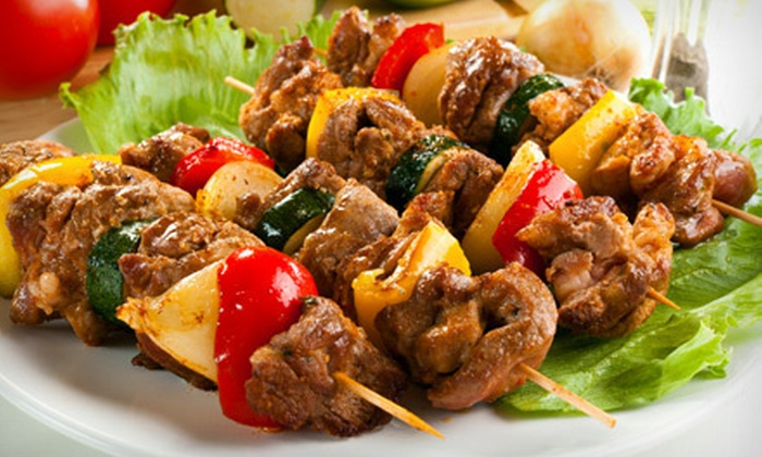 Kabob House - Londontowne: $10 for $20 Worth of Mediterranean Cuisine at Kabob House
