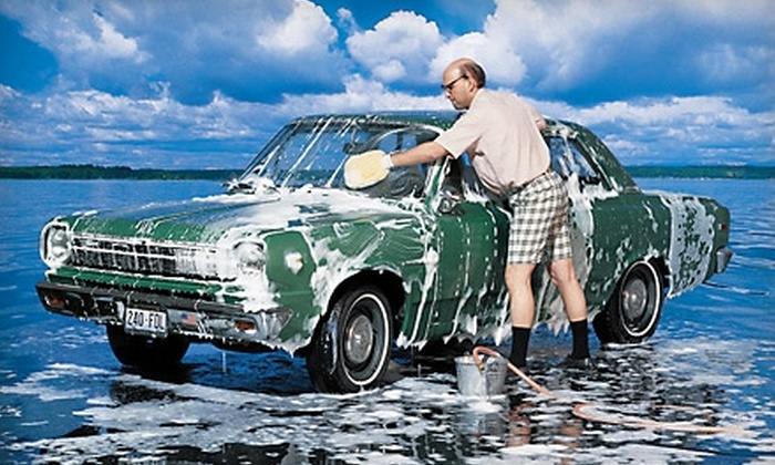 Wasch-Meister - Townsite: $16 for Mobile Full-Service Car Wash from Wasch-Meister ($35 Value)