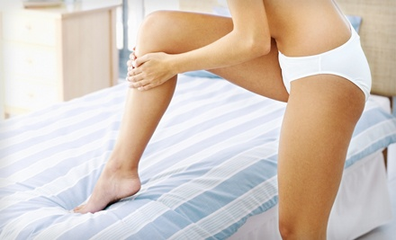 1 Sclerotherapy Session (a $300 value) - Metro Vein Clinic in Burnsville