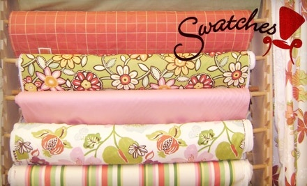 $80 Groupon to Swatches - Swatches in Symmes