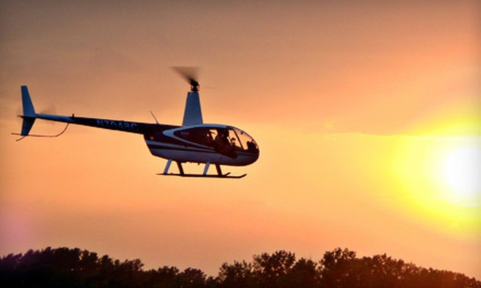 Minnesota Helicopters - Blaine: $149 for a 20-Minute Helicopter Tour of one of the Twin Cities for Two from Minnesota Helicopters in Blaine ($299 Value)