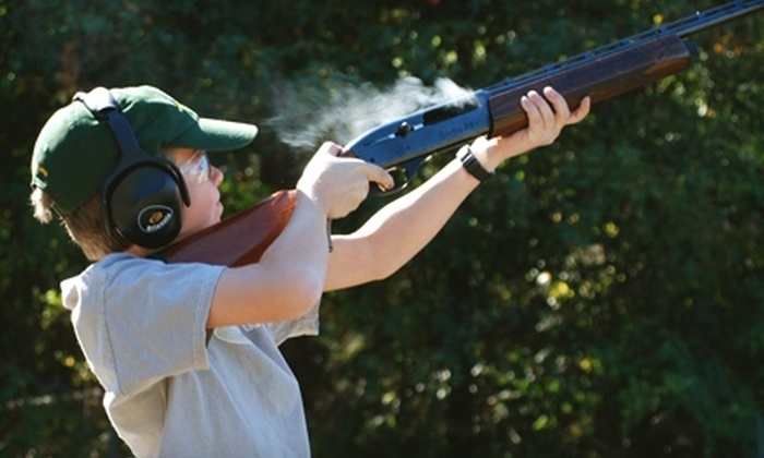 Lower Wetumpka Shotgun Sports Club - Montgomery: $20 for a One-Day Clay-Target Shooting Package at Lower Wetumpka Shotgun Sports Club ($52.98 Value)