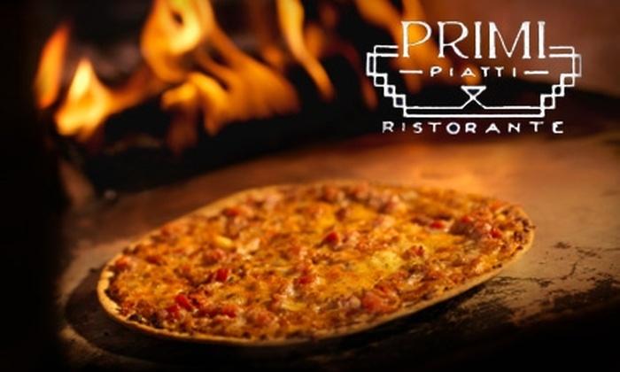 Primi Piatti - Dupont Circle: $50 for Two Tickets to Savino Recine's Magic Show and Dinner at Primi Piatti ($100 Value)