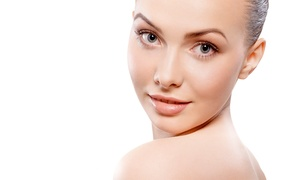 Junerain Spa and Skin Clinic: Microdermabrasion or CACI Facial at Junerain Spa and Skin Clinic (Up to 73% Off)