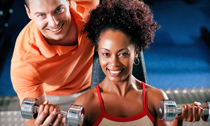 Everybodys Fitness Center - Auburn: 30-Day Gym Membership Package, One Fitness-Coaching Session and One Nutritional Consultation ($174 Value) Plus $10 Credit at Everybodys Fitness in Auburn