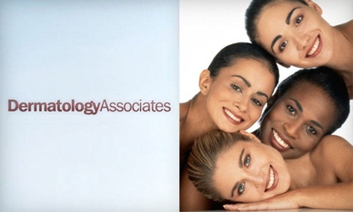 Dermatology Associates, PC - Washington: $60 for a TCA Chemical Peel at Dermatology Associates, PC ($125 Value)