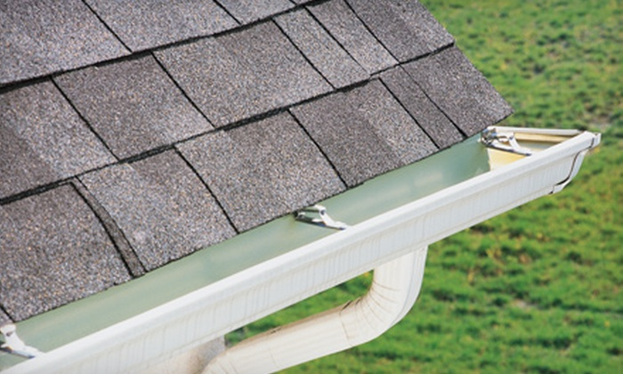 Prestige Gutter - Downtown Tulsa: $80 for $175 Toward Gutter-Cleaning Services from Prestige Gutter