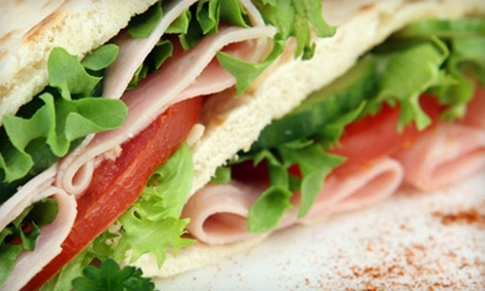 Nothing to It! Gourmet Deli - Reno: $7 for $15 Worth of Deli Fare at Nothing to It! Gourmet Deli