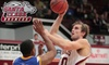 Santa Clara University Athletics - Santa Clara: $10 for One General-Admission Ticket to a Santa Clara Broncos Men's Basketball Game (Up to $20 Value)