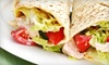 The Rat Pack Café  - Wilmington: $5 for $12 Worth of American Café Fare at The Rat Pack Cafe