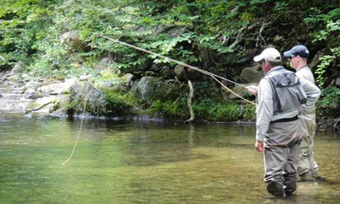 Page Valley Fly Fishing Service - Luray: $149 for a Guided Full-Day Fly-Fishing Adventure for Two from Page Valley Fly Fishing Service in Luray ($300 Value)