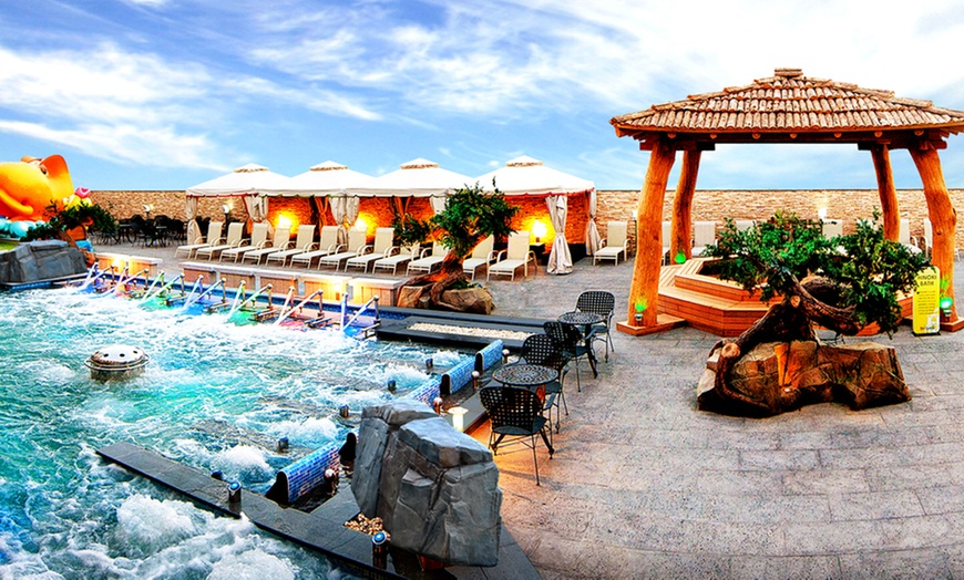 Spa Admission Or Services Spa Castle Groupon