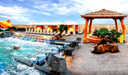 Spa Packages at Spa Castle Texas (Up to 50% Off). Eight Options Available.