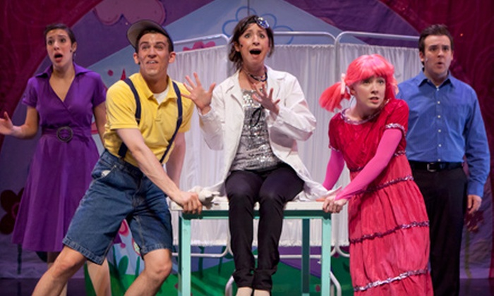 """Pinkalicious: The Musical"" - NoHo: ""Pinkalicious: The Musical"" at the Culture Project on April 28–May 26 (Up to Half Off). Three Seating Options Available."