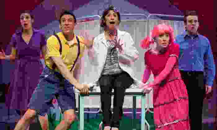 """""""Pinkalicious: The Musical"""" - NoHo: """"Pinkalicious: The Musical"""" at the Culture Project on April 28–May 26 (Up to Half Off). Three Seating Options Available."""