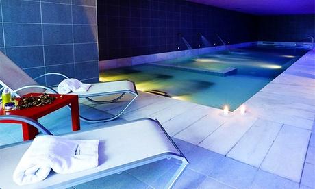 Areatza: 1 o 2 noches para 2 con spa, desayuno o media pensión y opción a masaje en Hotel Balneario Areatza