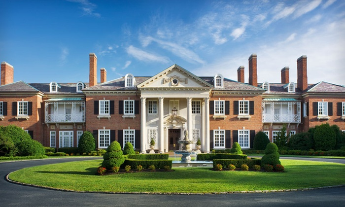 Glen Cove Mansion Hotel & Conference Center - Glen Cove, NY: One-Night Stay with Breakfast, Drinks, and Bike Rental at Glen Cove Mansion Hotel & Conference Center on Long Island, NY