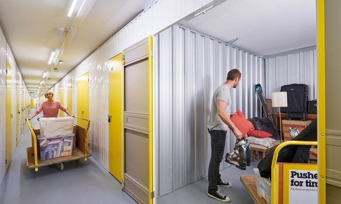 Big Yellow Self Storage   Multiple Locations   5 for  50 Toward Storage  Space. Big Yellow Self Storage   Torquay  Torbay 90  Off   Groupon