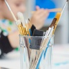 Up to 49% Off Kids' Paint and Pizza at Monet Gogh Sip & Spa