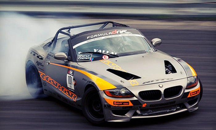Formula Drift Round 4: The Gauntlet - Wall: $15 to See Formula Drift Round 4: The Gauntlet at Wall Speedway in Wall Township on June 23 (Up to $26.50 Value)