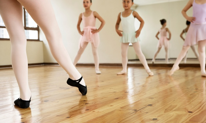 Hayes House of Dance - East Greenbush: One or Three Weeks of Children's Half- or Full-Day Dance Camps at Hayes House of Dance (Up to 46% Off)