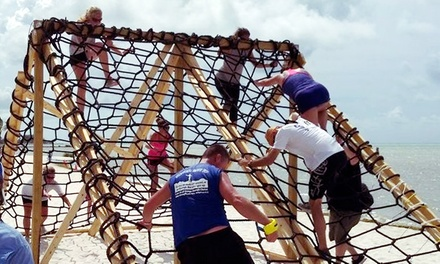 Entry for One or Two in Miami Terminator Obstacle Race from Trojan Race Series on October 11 (Up to 49% Off)
