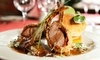 Holly Hotel - Village Of Holly Downtown: Regionally Inspired Fine Dining at the Holly Hotel (Up to 44% Off). Two Options Available.