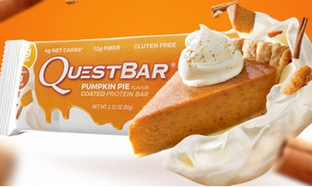 Quest Protein Bars 12pk.