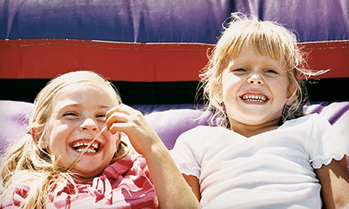 Jumpin' Joey's - Springfield: $10 for $20 Worth of Open-Jump Sessions and Popcorn at Jumpin' Joey's