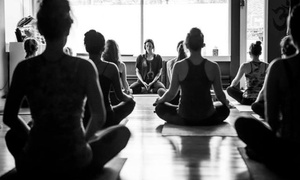 Steadfast and True Yoga: 5 or 10 Yoga Classes at Steadfast and True Yoga (Up to 62% Off)
